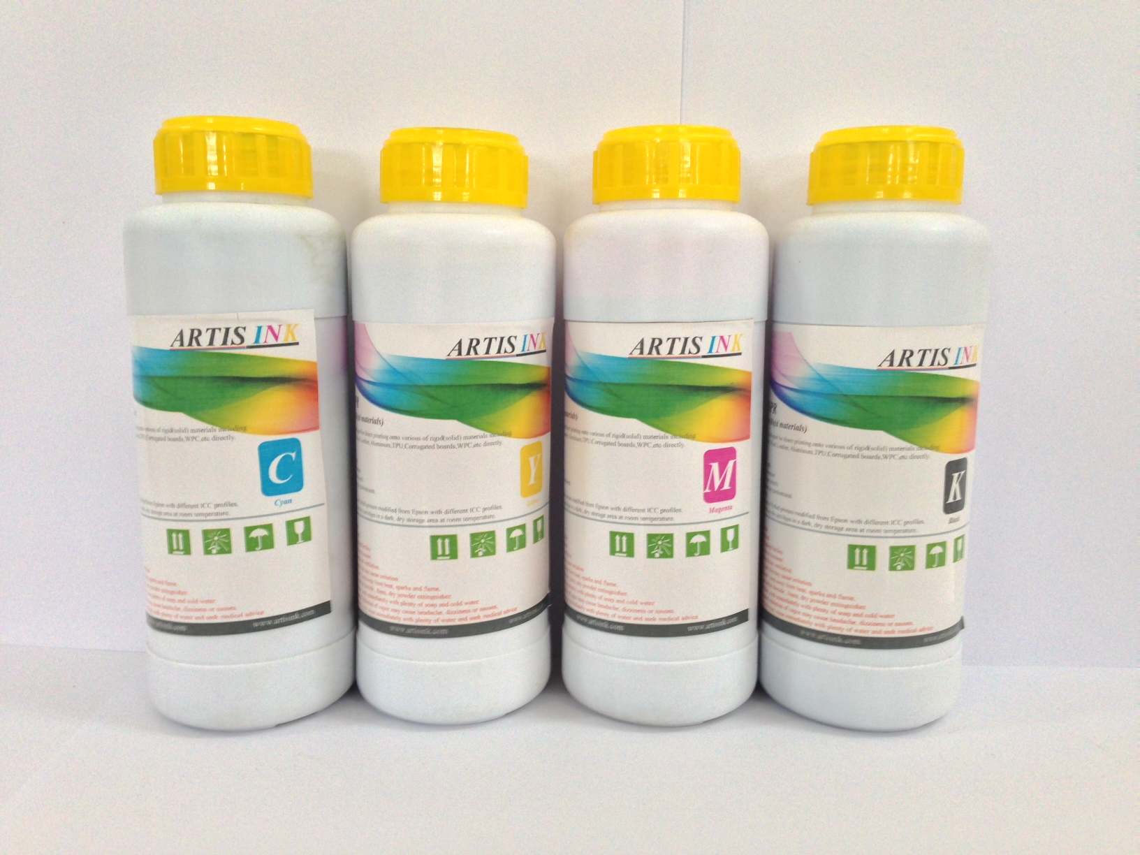 6 Color flatbed printer direct inks for Epson R230/R290